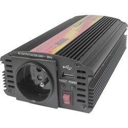 MENIC NAPETI 12V/230V+ USB 500W MOD.SIN. G515 - 1
