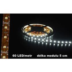 LED PASEK 60LED/MV 4,8W MODUL 5CM IP65 360LM/1M L231202