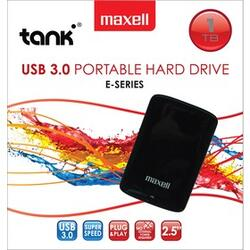 EXTERNI HDD 1TB USB 3.0 BK MAXELL - 2